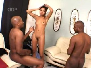 Fabulous pornstar Lily Thai in crazy interracial, threesomes xxx clip
