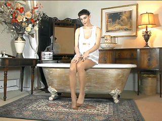 I Take My Bath With My Nylons