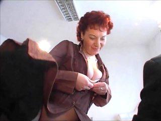 Redhead German Horny