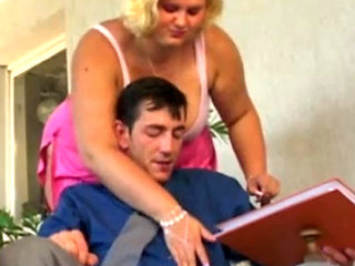 Ssbbw Blond Fucked And Facialized