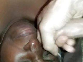 black bbw facial