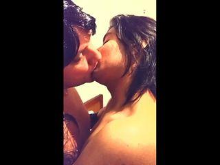 Jaina Thorne & Chris 2nd Bisexual Video