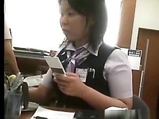 Asian co-workers spied in office toilet