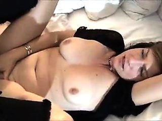 French amateur mature get some anal sex