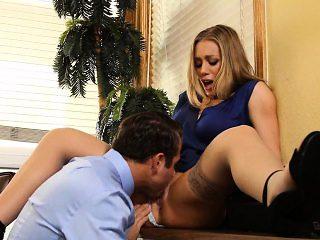 Finally Fucking My Secretary Nicole Aniston