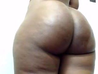 Sweet Juicy African Ass