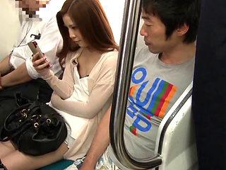 Japanese Train Molester Fuck