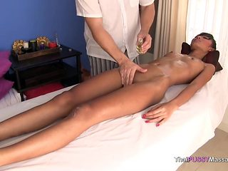 18 yr old creampie massage