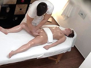Small girl with Lovely Ass Slow Riding