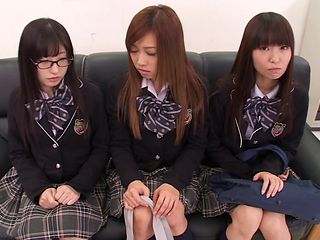 naughty school girls explore their desires