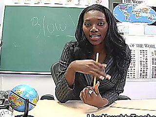 Nyomi Banxxx  L!v3 Teacher