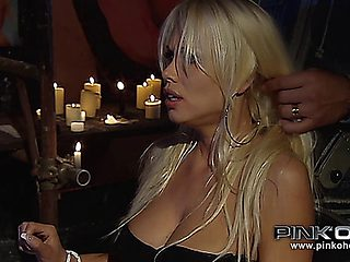 Pinko Hd Beautiful Busty Anal Blonde Michelle Ferrari