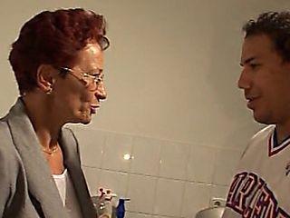 German Aunt & Nephew - Tante Und Neffe