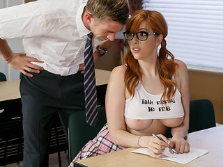 Lauren Phillips & Danny D in Easiest A - Brazzers