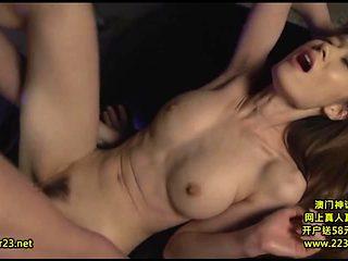 Yuna Hayashi Amazing Body