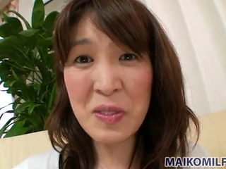 Mature Japanese Housewife Casting.