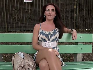 A while later restaurant yummy sister Savannah Fox returnes in amarquee and touches her pussy. Ta...
