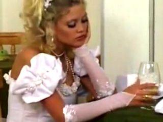 Frustrated bride