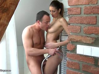 Hottest pornstar in Exotic HD, Romantic sex movie