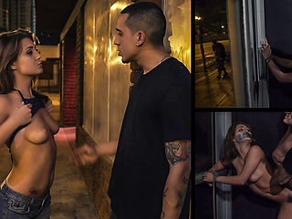 JoJo Kiss Brutal Pick-Ups Money Grubbing Whore  - BrutalPickups
