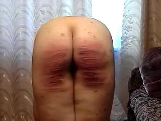 Crazy homemade Spanking, BDSM adult video