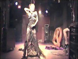 Burlesque Strip-Mega MIX-28 New Classic Show Burlesque Miss Satine Usa