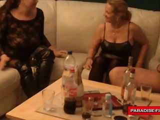 paradise films german amateur mature swinger party