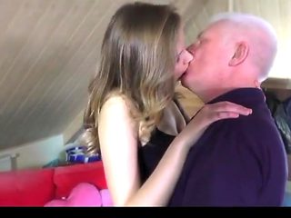 young candice sex experience with old man