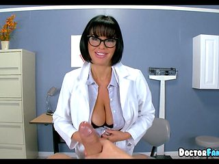 Big Tit Doctor POV