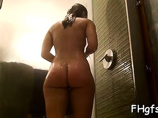 Beauty is about to have sex until she gets exhausted