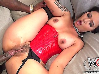 Wcp Club Hot Milf Dana Vespoli Goes Black