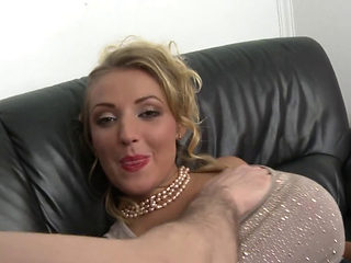 Kristal Swift Sucks And Fucks A Fat Cock