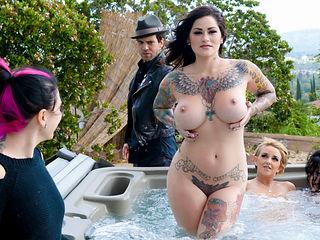 Joanna Angel in Juliana Rose First Time, Scene #01 - BurningAngel