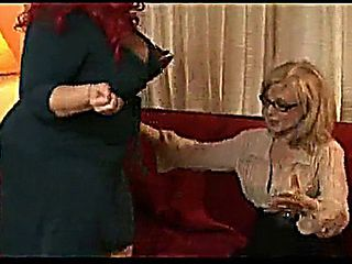 Nina Hartley Loves Big Ass & April Flores