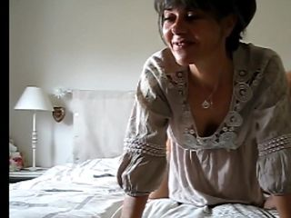voyeur slut Carill suck fuck boyfriend on bed with smile spycam hidden