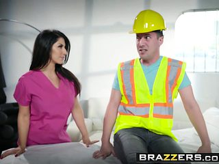 Brazzers - Dirty Masseur -  Workers Cumpensat