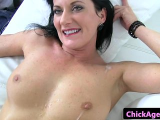 Amateur casting agent plowed in her office