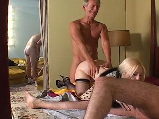 Wild Anal Orgy