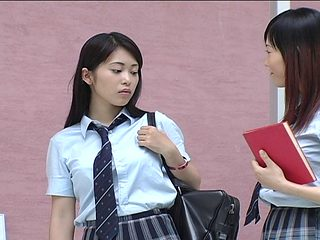 Japanese Lesbian Babes (All Angels School with a Dormitory 1)