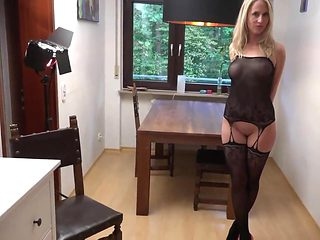 German mother I'd like to fuck POV Anal