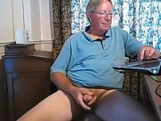 Grandpa big cock too much typing not enough wanking