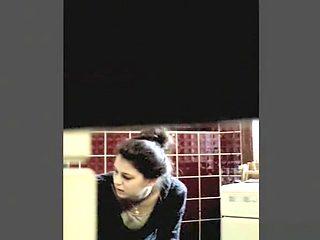 My Girlfriend on Toilet