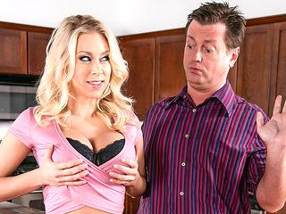 Katie Morgan & Eric Masterson in Big Tit Office Chicks #02 - DevilsFilm