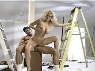 Cheating Wife Holly Fucks The Painter