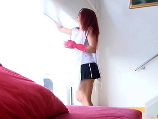 Nasty Pov Fuck With Colombian Cleaning Lady Elisa Odiosa