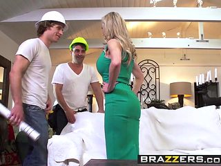 Brazzers - The Contractors