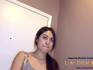 Asian Model Fucked In The Ass At Photo Shoot Audition
